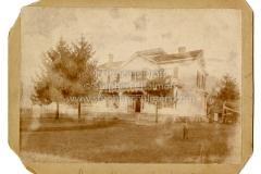 Bryan House (albumen print)