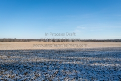 Bryan farm fields