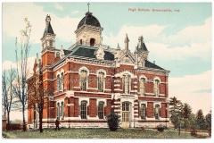 Pearl Bryan's high school