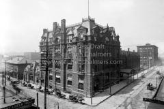 Central Union Station, Cincinnati (photographed circa 1900-1910)