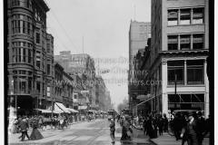 Cincinatti 1900 (Fifth Street, from Race)