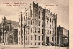 Ohio College of Dental Surgery (where Jackson and Walling were students)