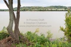 View from ferry landing, Cincinnati